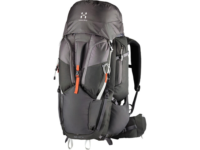 Haglöfs Nejd 55 Backpack magnetite rock - addnature.com 86352b58ca217